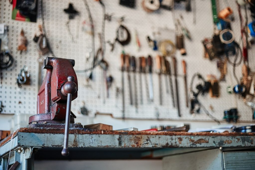 Workbench for building your best life.